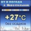 Ну и погода в Новоугольном - Поминутный прогноз погоды